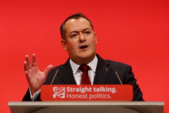 Michael Dugher - Shadow cabinet reshuffle