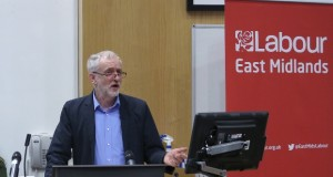 Jeremy Corbyn University of Nottingham