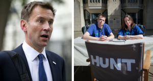 Contract imposition climb-down could be the beginning of the end for Jeremy Hunt?