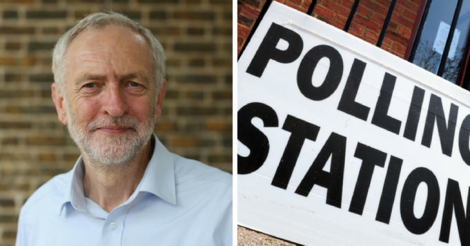 Labour Corbyn Local Council Elections May 2017