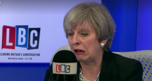Theresa May LBC Interview 11th May 2017