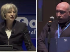 WATCH: Manchester cop tells Theresa May cuts WILL lead to terrorism. May said he's 'scaremongering' & 'crying wolf'