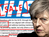 Theresa May Naylor Report Asset Stripping NHS