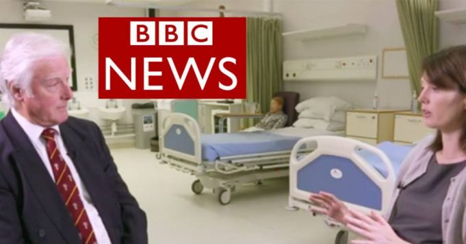 Gordon Maclellan BBC Bias NHS