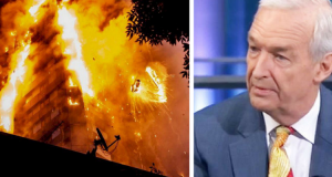 Jon Snow Grenfell Tower Fire
