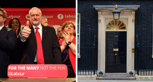 Labour's surge continues as new poll predicts they would be the LARGEST PARTY if election was held today