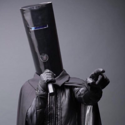 Lord Buckethead Pointing