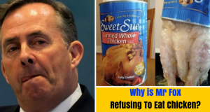 Liam Fox USA Chicken