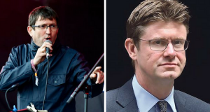 Paul Heaton All Royalties Greg Clarke Conservative Business Secretary
