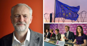 Corbyn, Blairites, and the EU