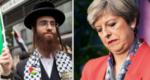 Jewish Poll YouGov Theresa May