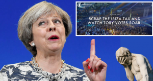 Millennial Manifesto Theresa May Tories Adam Smith Institute