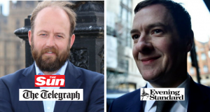 Nick Timothy George Osborne