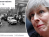 Theresa May Conservatives Facebook Socialism Facebook Featured