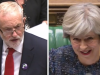 Theresa May Laugh Jeremy Corbyn Raise Tuition Fees £9500