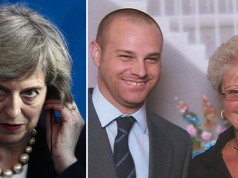 """Valerie Grant Theresa May Mother killed herself """"to get help for my son"""" after his disability benefits were slashed"""