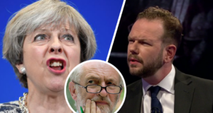 James O'Brien's destruction of Theresa May and the Media