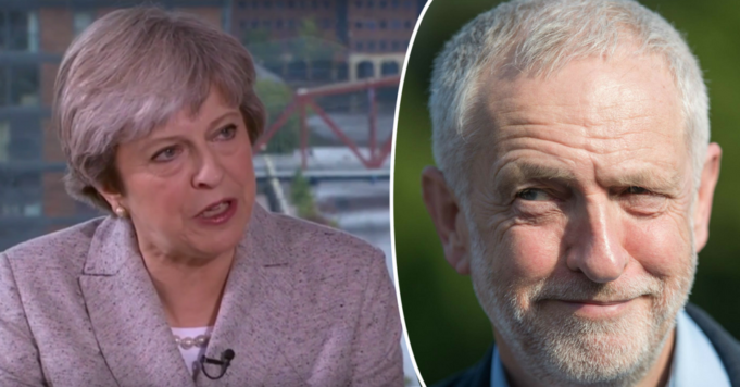 Theresa May just tried to attack Corbyn, but got absolutely savaged on her own dreadful record instead