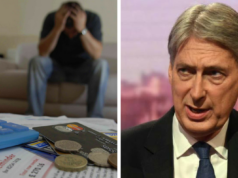 Philip Hammond Universal Credit Delays