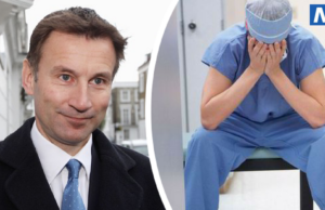 """Utterly shameful"" Tories wasted £3m in failed attempt to privatise NHS staffing agency"