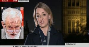Laura Kuenssberg anti-Corbyn
