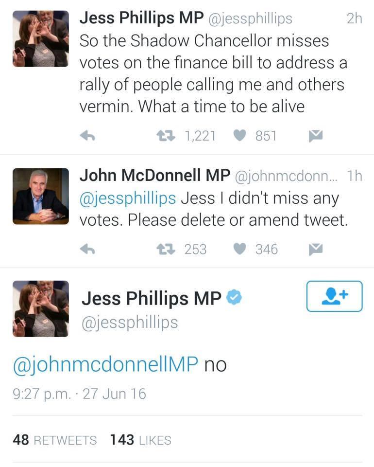 Jess Phillips JMac Full 123