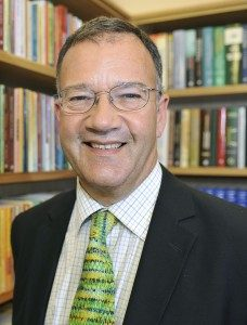 Image: RLHHIM-Dr Peter Fischer, one of the world's leading experts on homeopathy