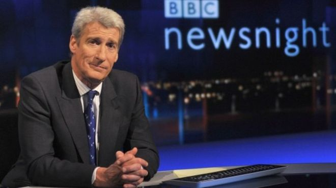 "Paxman on ""Newsnight"" Image-BBC"