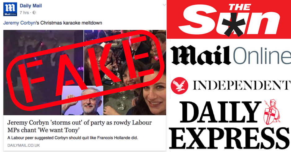 corbyn-mainstream media-fake-news