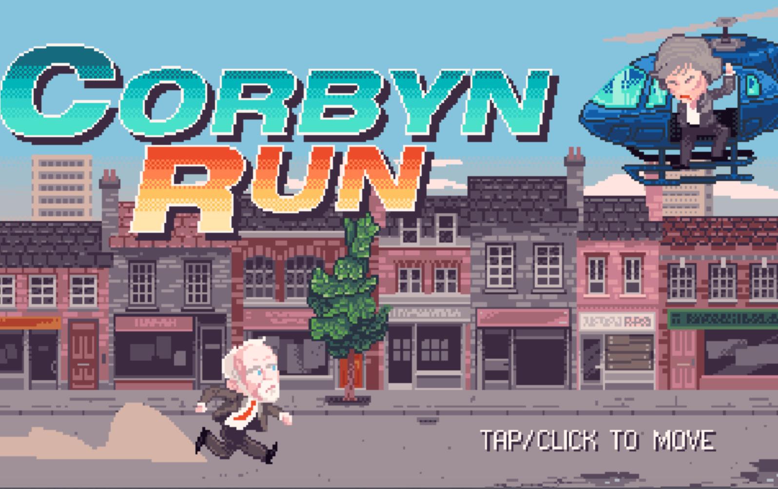 Jeremy Corbyn Game Corbyn Run