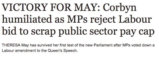 Express Corbyn Amendment 1