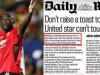 Romelu Lukaku Christian Muslim Daily Mail Mainstream Media