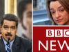 BBC Bias Maduro Venezuela Kuenssberg