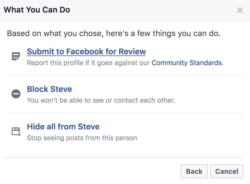 Facebook Report Troll Account Desktop 4