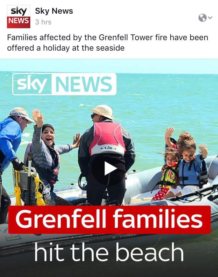 Grenfell Video