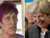 Joy Watson Theresa May Points of Light Award