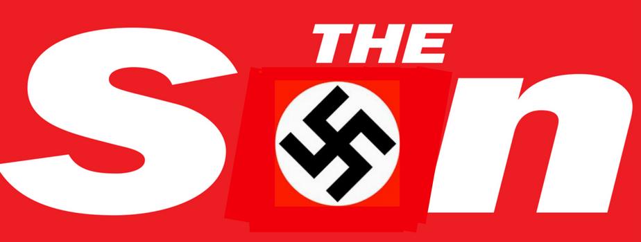 The Sun Logo Swastika