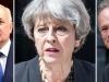 Theresa May Iain Duncan Smith John Penrose