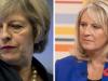 Theresa May Sharon Evans Child Abuse Inquiry