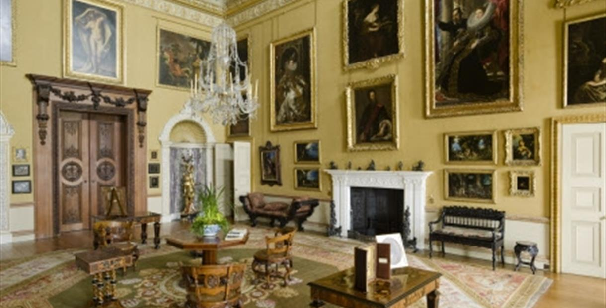 Kingston Lacy Antique Paintings