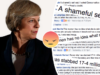 Support for the Conservatives has completely collapsed after Theresa May's disastrous Florence speech