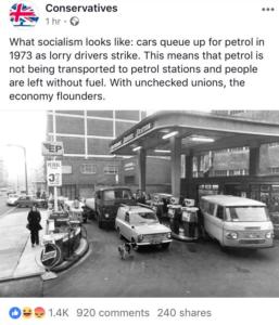 Tories Ted Heath Socialist