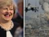 May slams states that break global treaties, despite UK breaking global weapons treaty in Saudi Arabia deals