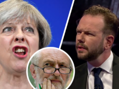 James O'Brien's destruction of Theresa May and the Media