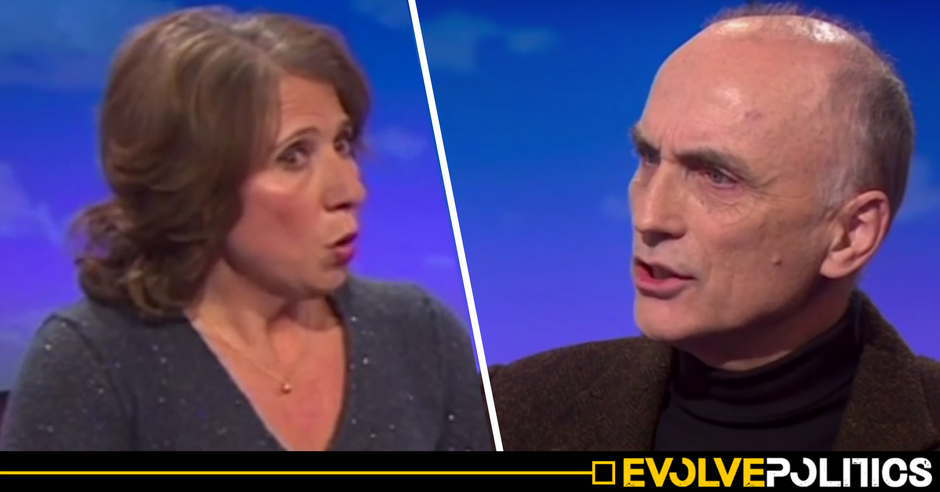 WATCH: Furious Labour MP savages BBC for 'media blackout' of Corbyn Peace Prize [VIDEO]