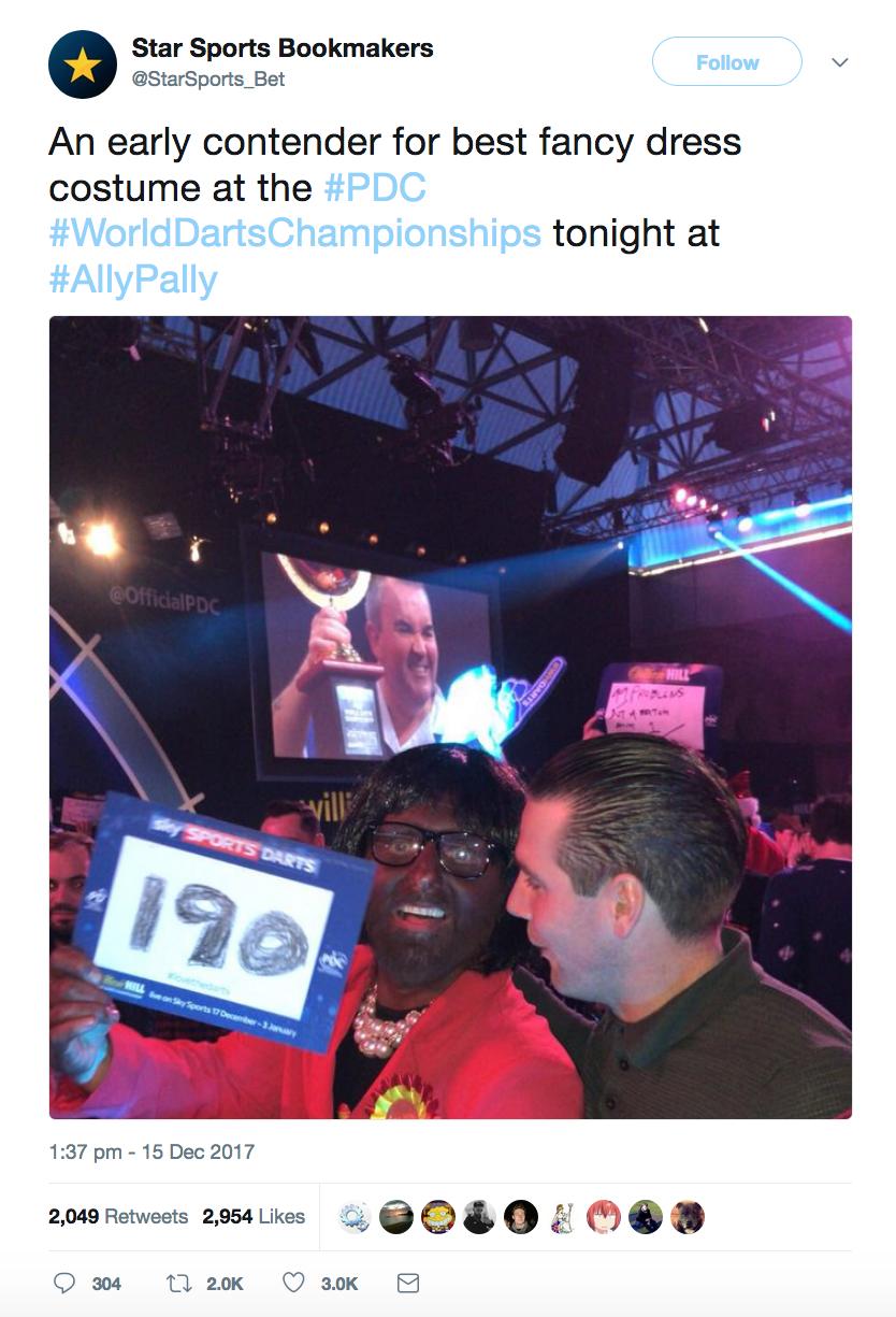 Star Sports Diane Abbott Tweet