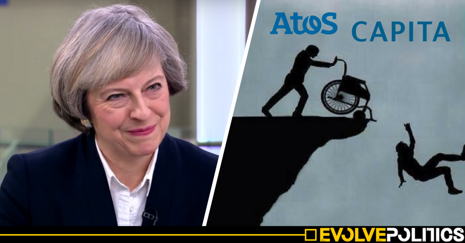 Tory DWP Assessors are asking people with Down's Syndrome when they