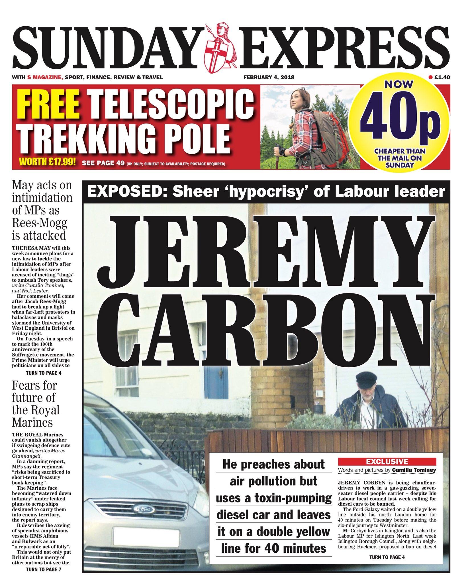 Express Jeremy Carbon