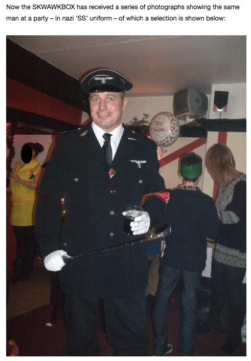 Skwawkbox Paul Townsley Nazi Uniform Screenshot 1