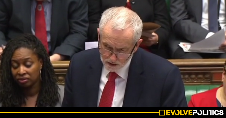 Shame on Jeremy Corbyn for yet again wanting to see the evidence before jumping to conclusions over Russia